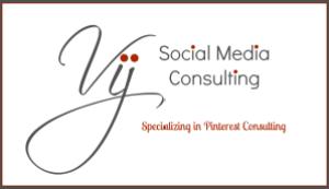 Pinterest Consultant Kim Vij helps you create a presence on Pinterest