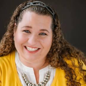 Kim Vij creator of Vij Consulting and The Educators' Spin On It
