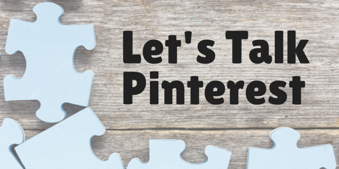 Speaker Available to Present about Pinterest