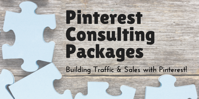Pinterest Consulting Packages from Kim Vij
