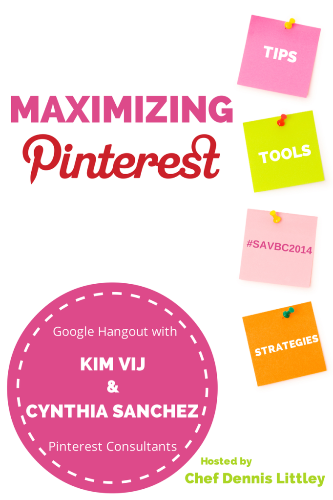 Strategies for Maximizing Pinterest