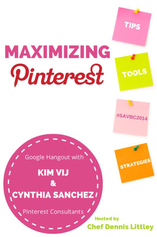 Strategies for Maximizing Pinterest