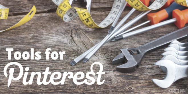 Tools for Pinterest featured by the PinChat community