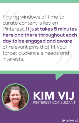 Pinterest Tips from the Pro's with Tailwind
