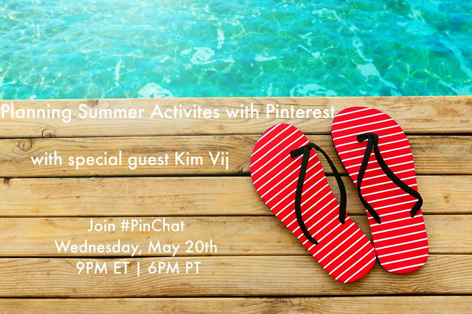 Planning Summer Activities With Pinterest