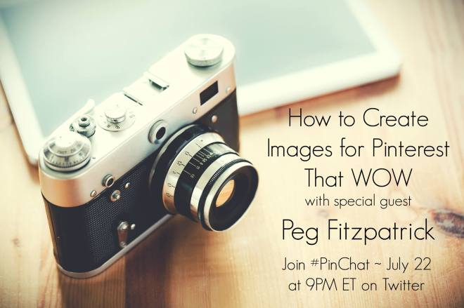 How to Create Images for Pinterest that WOW at #PInChat