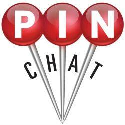 Join #PinChat Twitter Chats on Tuesday nights at 9pm and our Facebook Community