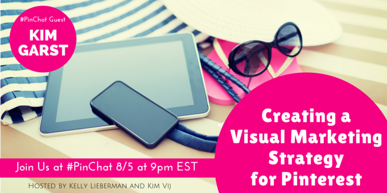 Tips for creating a visual marketing strategy for Pinterest