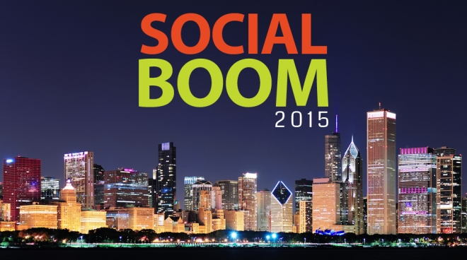 Register Now to attend Social Boom in Chicago