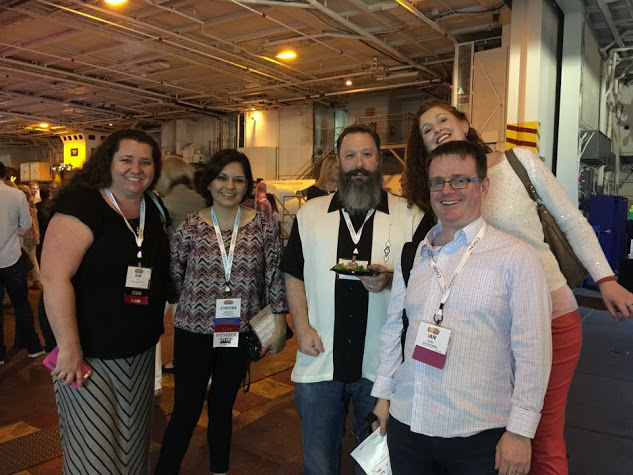 Pinterest Experts Cynthia Sanchez, Jeff Sieh, Alissa Meredith, Ian Anderson Gray and Kim Vij